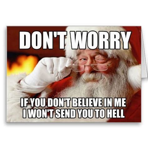 Christmas Card Meme - funny santa meme christmas cards funny and offensive