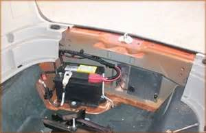 chevrolet hhr battery location get free image about