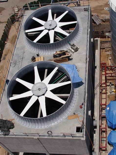 industrial cooling tower fan projects project industrial cooling solutions