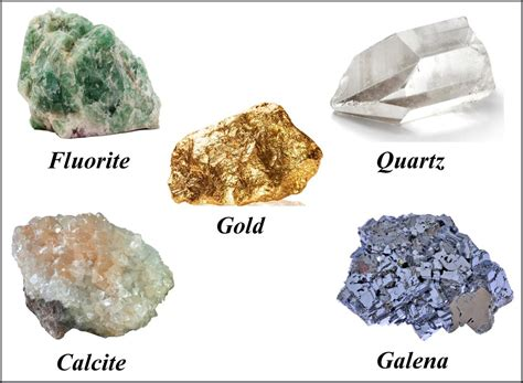 Images Of Different Minerals pyrite uses