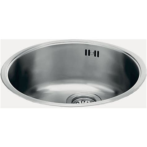 homebase kitchen sinks carron phoenix carisma 400 round undermount kitchen sink