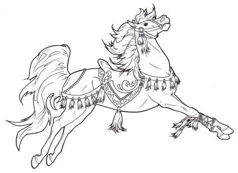 coloring pages of appaloosa horses appaloosa horse coloring page clydesdale horse coloring page