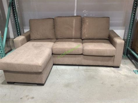 Costco Chaise Sofa Deep Sofas Comfortable Together With Costco Sleeper Sofa With Chaise
