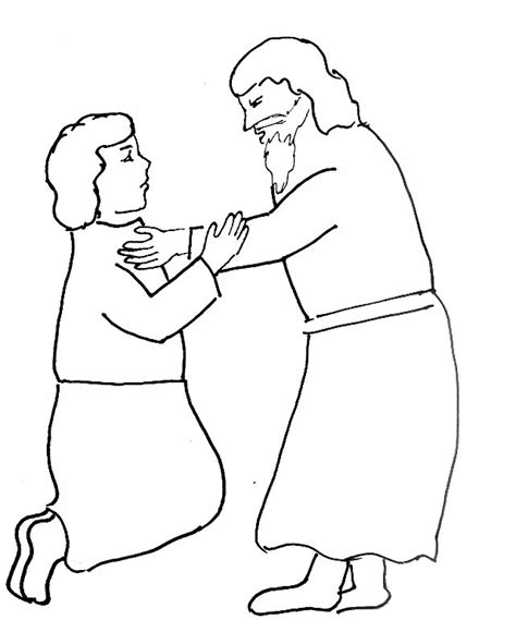 coloring pages jesus forgives elijah and the widow coloring page az coloring pages