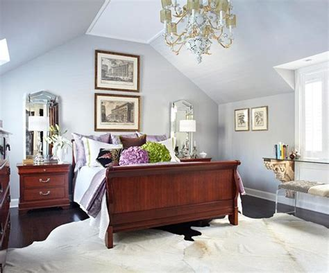 grey bedroom with dark wood furniture 1000 images about beds on pinterest traditional wooden