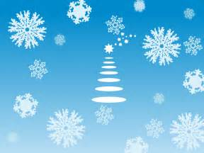 Snowflakes Decorations Christmas Wallpaper