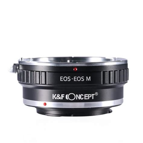 k f lens adapter mount eos eos m gudang digital