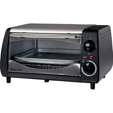 Toaster Oven Magic Chef Toaster Oven Walmart