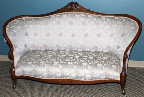 victorian settees victorian walnut settee circa 1870 antiques pinterest