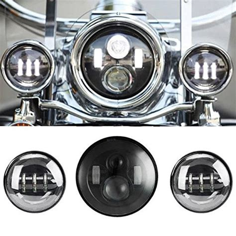 sunpie motorcycle led light kit 25 top harley davidson headlights for 2017