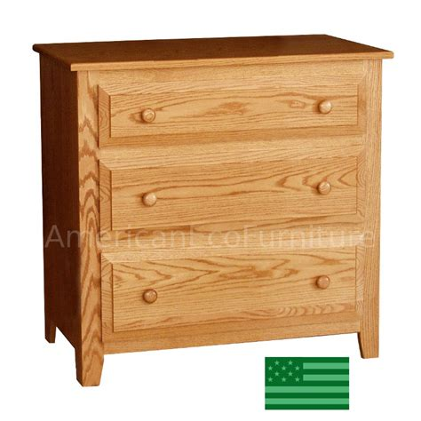 Wood Chest Drawers by Solid Wood 3 Drawer Dresser Bestdressers 2017