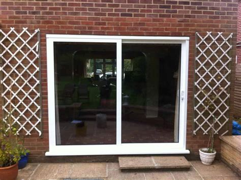 Bow And Bay Windows upvc patio doors pangbourne double glazed doors reading