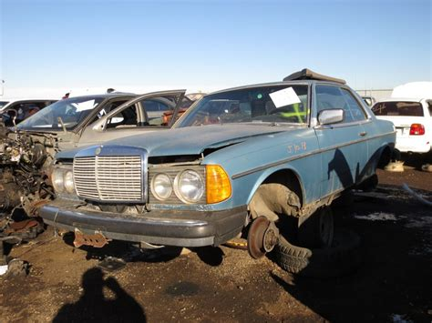 junkyard find 1978 mercedes 300cd the about cars