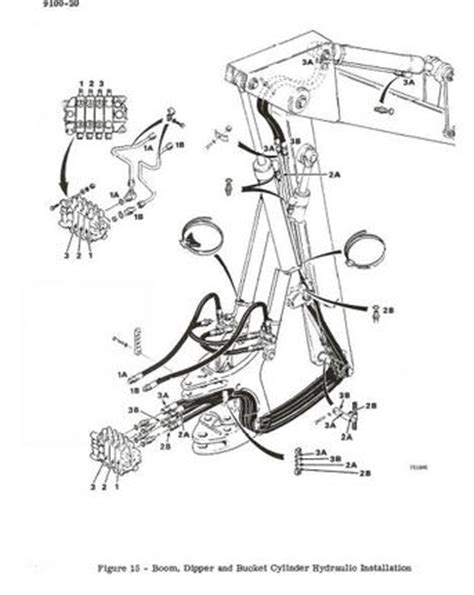 backhoe parts diagram wiring diagrams for 580c backhoe get free image