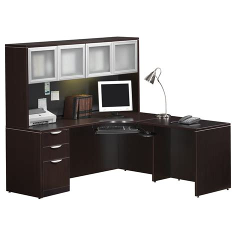 Corner Unit Desks Corner Unit With Hutch