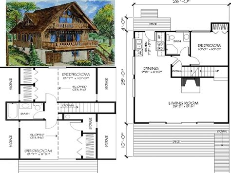 Small Chalet Floor Plans by Chalet Floor Plans Cape Chalet Floor Plans Chalet Home