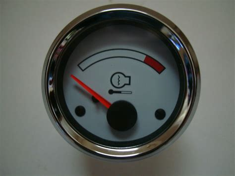 vdo coolant temperature gauge mm  volt    ebay
