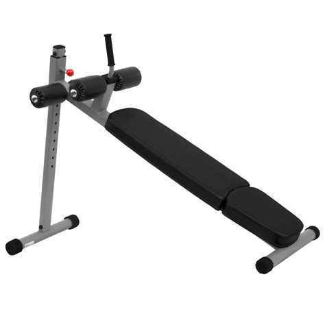 ab bench x mark 12 position adjustable ab bench gray xm 7608
