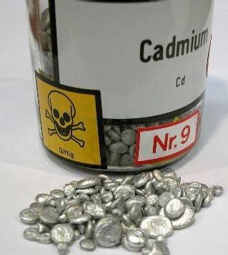 Cadmium Exposure Detox by Feeling Cadmium Exposure Could Be To Blame
