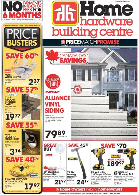 home hardware flyer jun 27 to jul 7