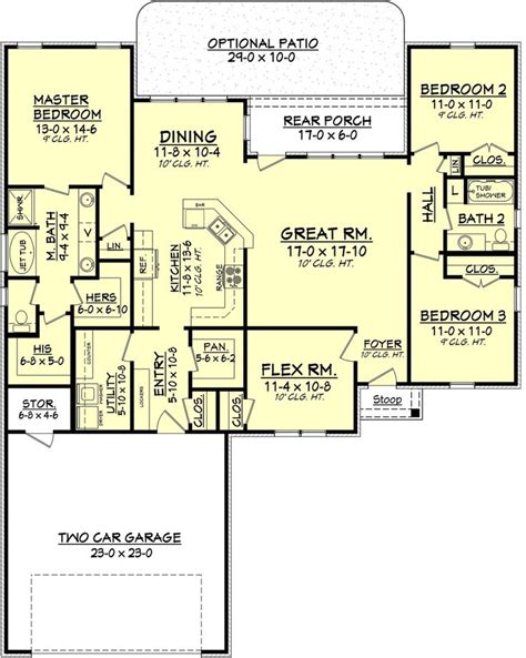 luv homes floor plans 52 best house plans images on pinterest home plans