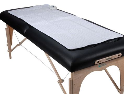 custom craftworks electric massage table warmer