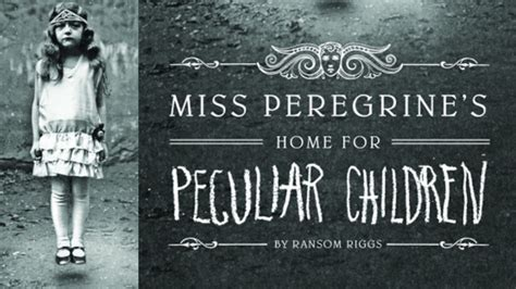 怪奇孤兒院miss peregrine s home for peculiar children 怪異 和 特別
