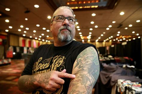 tattoo expo casino tattoo artists describe their memories of their first