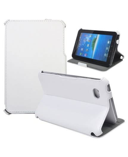 Samsung Tab 2 P6200 smart stand leather cover voor samsung galaxy tab 2 p3100
