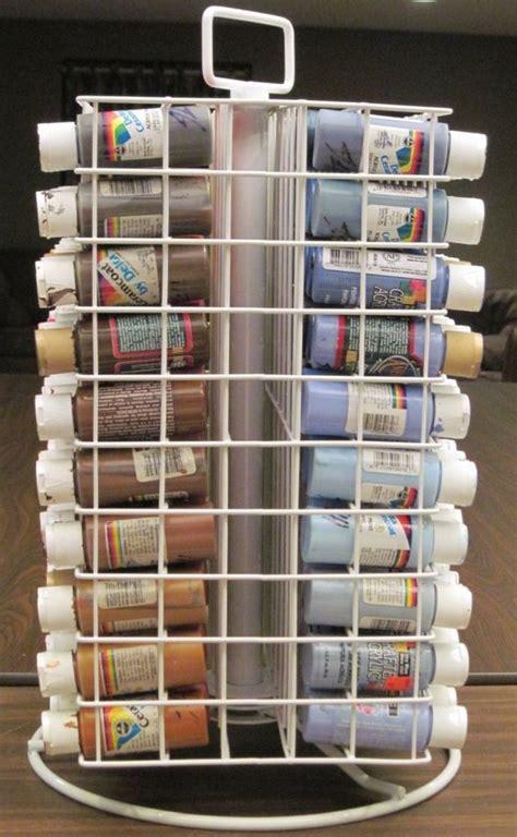 diy craft paint storage craft paint storage ideas crafting diy storage and walmart