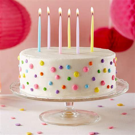 Birthday Cake Recipes by Birthday Cake Recipe Land O Lakes