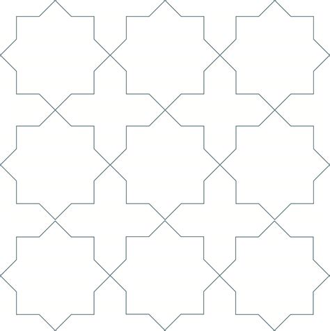 islamic pattern template islamic geometric patterns easy www pixshark com