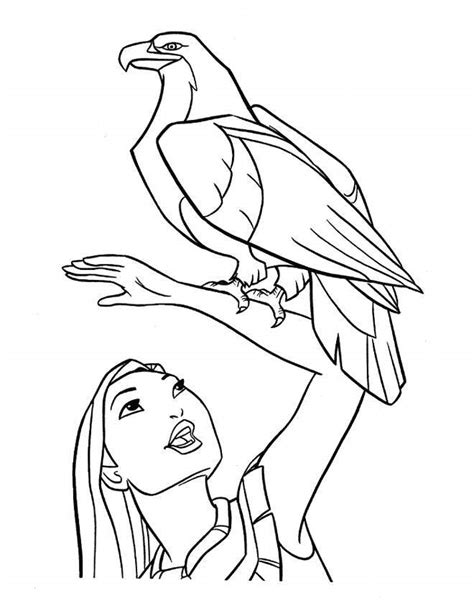 Disney Pocahontas Coloring Pages Coloring Home Pocahontas Coloring Pages