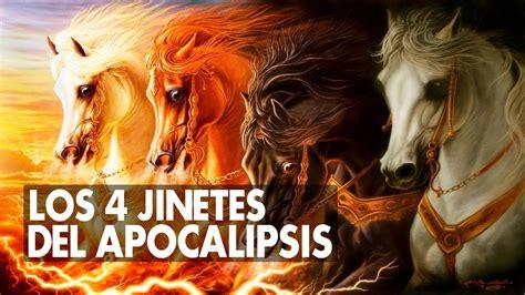 los jinetes del aguila los cuatro jinetes del apocalipsis pastor marco antonio sanchez youtube