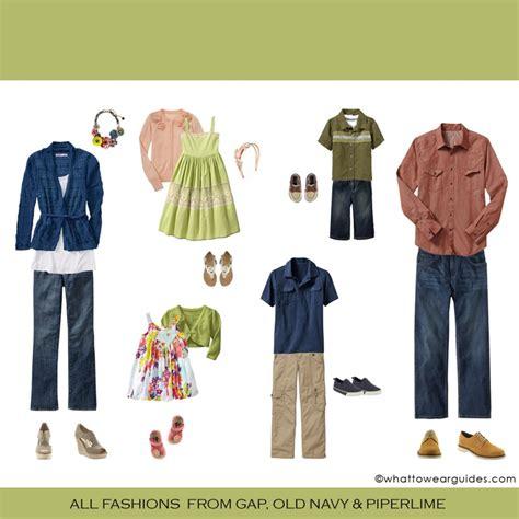 Family Photo Wardrobe Ideas by Clothing Ideas Family Session Clothing Inspirations