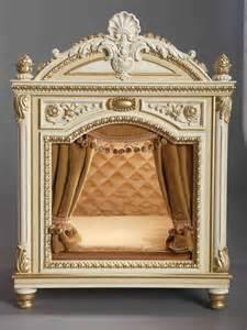 handmade luxury designer beds for small dogs