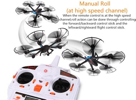 Murah Mjx X600 X Series Rtf Drone Quadcopter Remote Rc Toys drone with wifi fpv hd mjx x600 x series 2 4g 6axis rc hexacopter quadcopter ufo can
