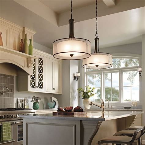 kitchen lighting pendant ideas kichler 42385miz kitchen lights kitchen lighting