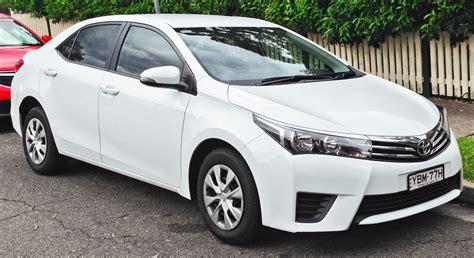 Toyota Coroll File 2014 Toyota Corolla Zre172r Ascent Sedan 2014 04