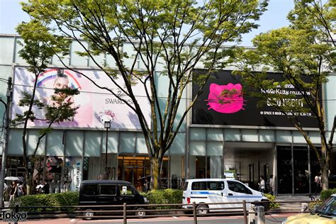 house of hello quot house of hello kitty quot tokyo presented by swarovski