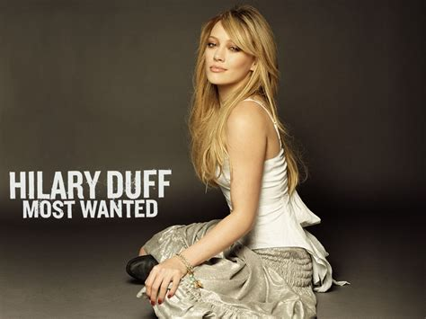 Someone Wanted To Kill Hilary Duff by Photo Hilary Duff