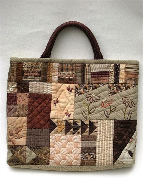 Patchwork Quilt Bags - 137 best images about bags gt sewing patchwork on