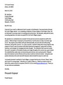 Cover Letter Format by Formats Of A Cover Letter
