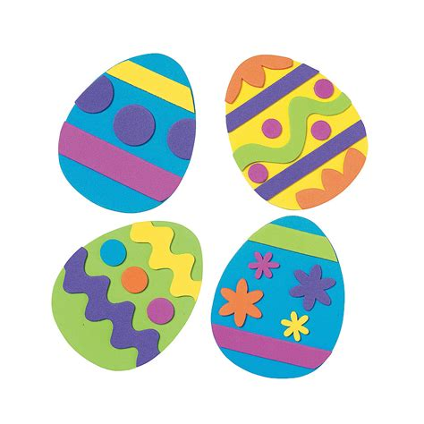 egg crafts for easter egg magnet craft kit trading