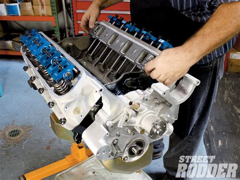 small block ford 301 moved permanently