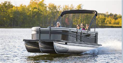 best fishing pontoon boat on the market crestliner enters pontoon market boat