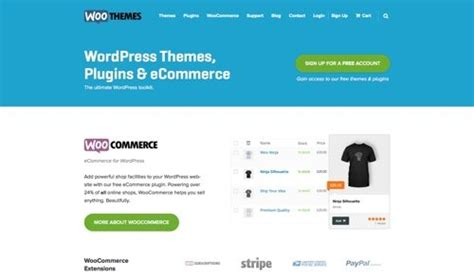 woothemes templates 10 for themes templates and plugins practical
