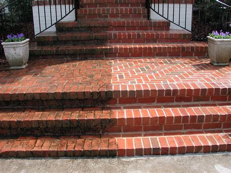Power Washing Patio Pavers by Parker S Pressure Washing In Winston Salem Nc 336 830 3186