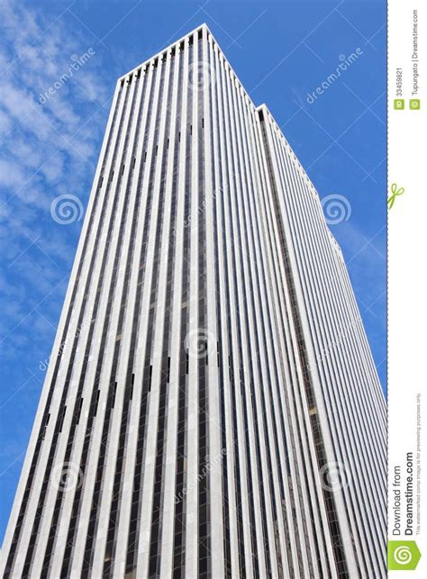 how tall are street general motors building editorial photo image 33459821