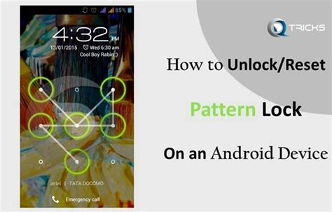 unlock pattern lock of android phones using factory reset how to unlock android password without losing data 2017 new